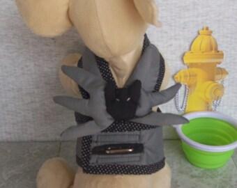 Jack Skellington's Bow Tie Dog Harness