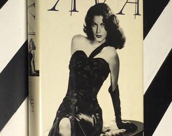 Ava: My Story by Ava Gardner (1990) hardcover book