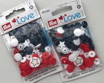 Prym love snaps, no sew fasteners, snap cams, poppers, dressmaking, kids sewing, bag making, childrens clothes inspo