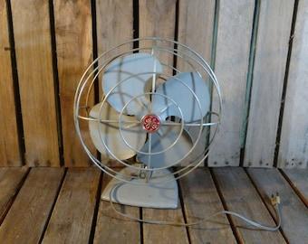Vintage Ge Fan, Working General Electric Fan