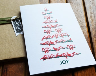 Joy Birds - 1 Card Pack