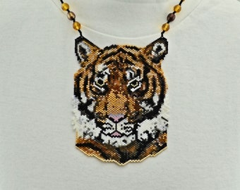 Tiger Necklace