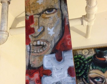 Freak Show Painting MOVING SALE!