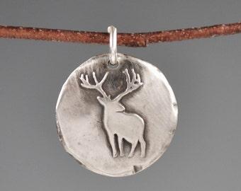 Deer totem-talisman-power animal-spirit animal-charm