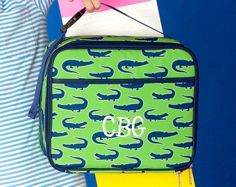 Later Gator Lunch Box, Free Name or Monogram