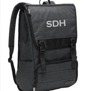 Personalized Backpack Custom School Backpack Monogrammed Backpack Tablet Laptop  Bag Custom Embroidered Gift. 411090