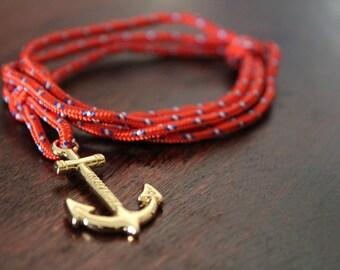 Rope Anchor Bracelet