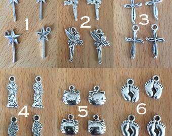 Choose your charms- Wish Bracelets -