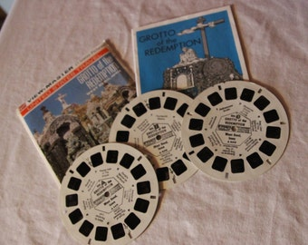 Grotto of the Redemption Viewmaster Reels