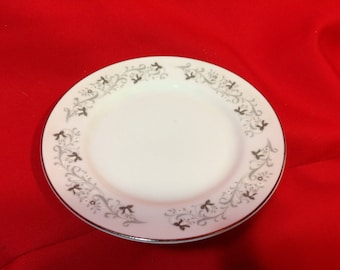 """Vintage Moon Mist Fine China of Japan 3000 6 3/8"""" Bread/Butter PLATE"""