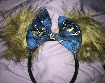 Star Wars Ears- Chewbacca Ears- Furry Ears