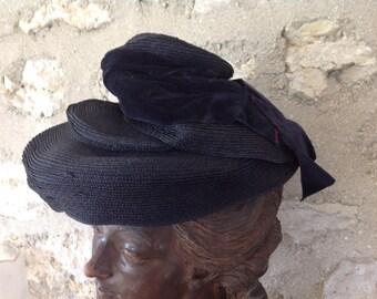 Paris Vintage Hüte x 3