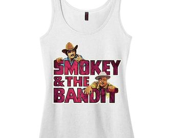 Smokey & The Bandit Tank Top