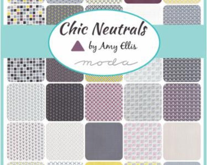 Chic Neutrals - 32 x 1/4 yd Bundle