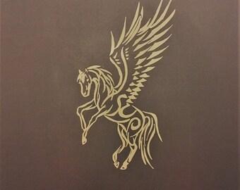 Pegasus Vinyl Decal