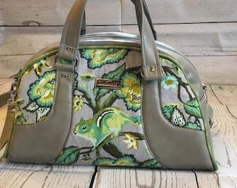 Design your own Maisie Handbag, custom made-to-order, purse