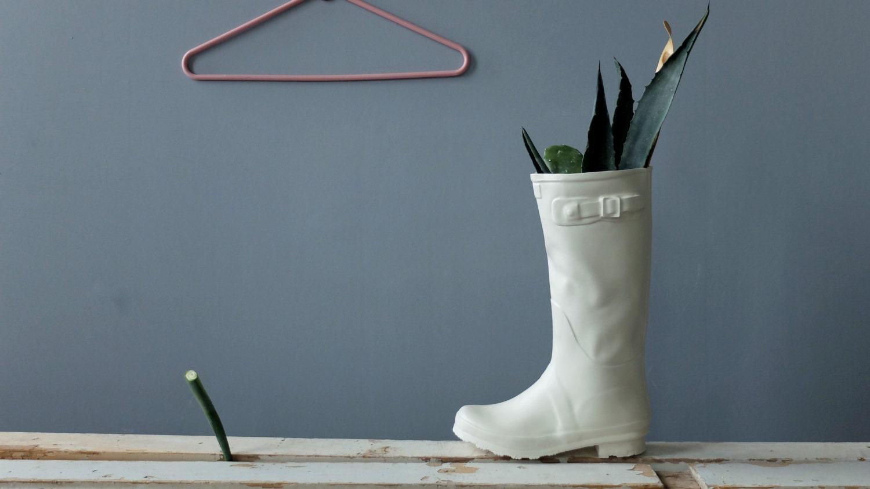 Ceramic vase ceramic sculpture rain boots flower vase zoom reviewsmspy
