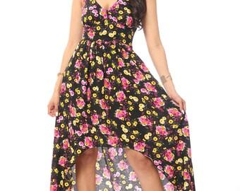 Flora's Dress