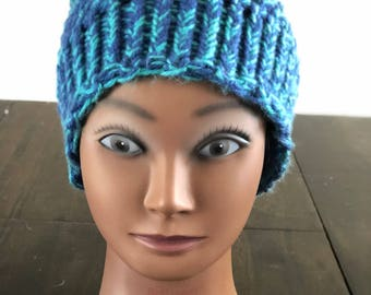 Teen/Adult knitted hat