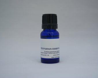 Petitgrain Essential Oil, Organically Produced Essential Oil, Pure Essential Oil