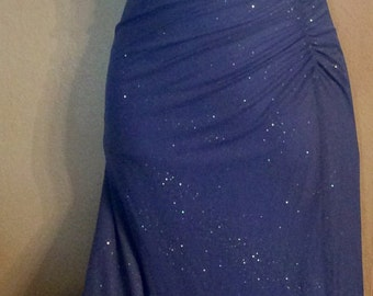 1970's style Formal Prom Gown Size Small