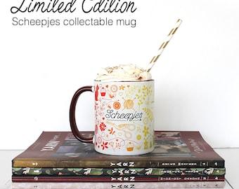 Limited edition Scheepjes Mug by Claire Norden