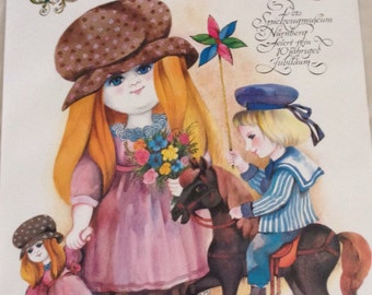 Nurnberg Toy and Doll Museum Poster d