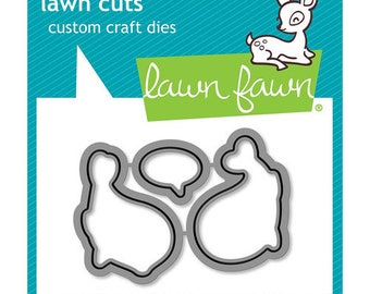 Lawn Fawn - Lawn Cuts - Dies - Sealed with a Kiss