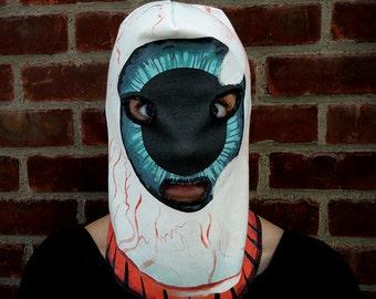 Eyeball Monster Mask (100% Organic Cotton Knit)
