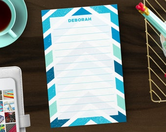 Personalized Notepad | To Do List | Custom Note Pad | Personalized Gift