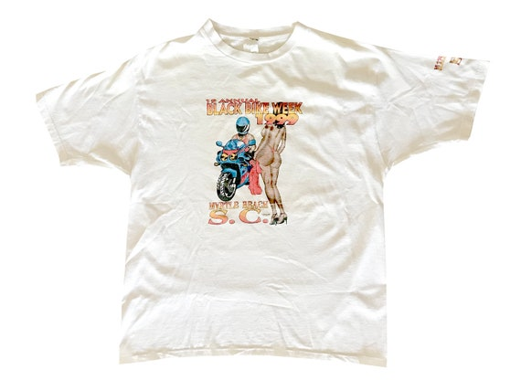 19th Annual Black Bike Week 1999 T-Shirt