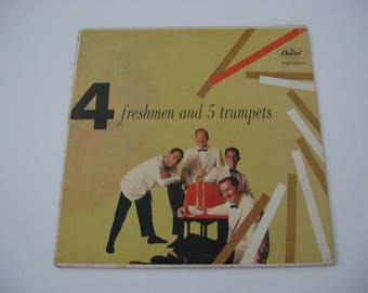 The 4 Freshman - 5 Trumpets - Circa 1957
