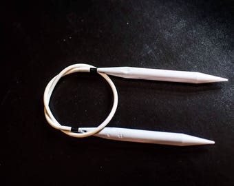 Circular Knitting needles US 15 (10mm)