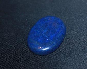 Beautiful cabochon of lapis lazulit No. 9, 42 * 30mm