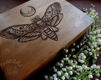Tarot Box 'Dead Head'
