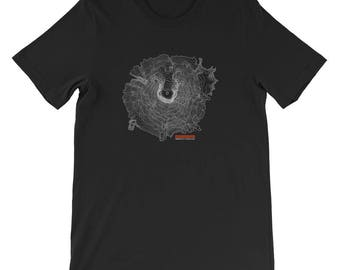 Mount Saint Helens Tee | Men's Mount Saint Helens Tshirt | Mountain Tshirt | Men's Tshirt | Mountain Apparel | Mt Saint Helens | Washington