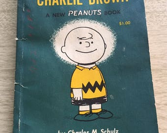 Charles M Schulz Good Ol' Charlie Brown A New Peanuts Book 1957
