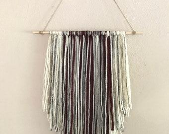 Yarn Wall Hanging Tapestry