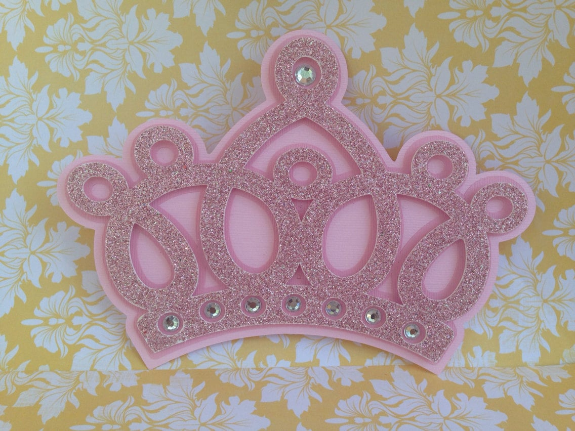 Princess Crown invitations 25 princess Crown Princess