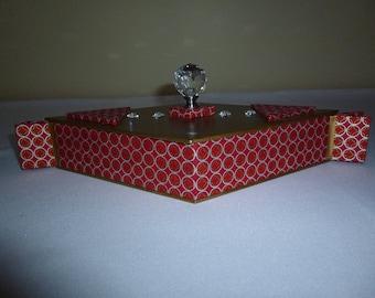 box - decorative box empty Pocket-gift idea
