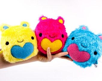 Cupiz Handmade Soft Toy Plushie