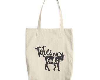 Totes Ma Goats Cotton Tote Bag