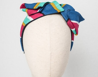 "HEADPIECE ""Turban"" Carmen Miranda"