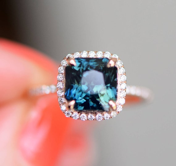 gasp antique vintage sapphire round the blog rings at top amazement our blue engagement ring ct estate in