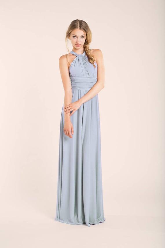 Light blue dress serenity blue bridesmaid dress light blue