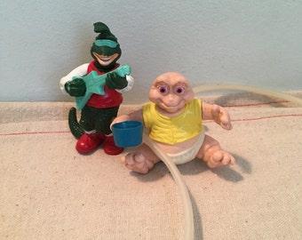 Vintage Dinosaurs TV Show Toys
