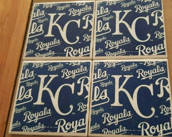 Kansas City Royals Coasters Price Reduced!