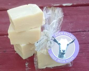 All Natural Lavender Goat Milk Soap 2 oz.