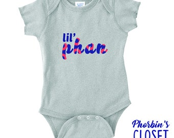 Phan Baby, Phish Baby, Fishman Donuts Baby, Phish Baby Shirt, Phish Baby Tour Shirt, Little Rager Shirt, Phish Onesie