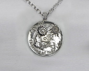 Pendant - Deprived of Thee I Die